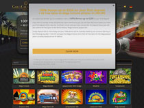 Screenshot Gold Club Casino