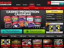 Screenshot Heaven Casino
