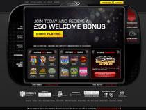 Screenshot Dash Casino