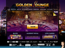 Screenshot Golden Lounge Casino