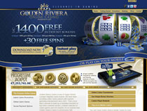 Screenshot Golden Riviera Casino