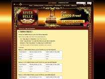 Screenshot River Belle Casino