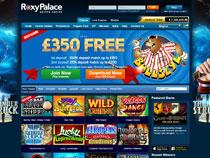 Screenshot Roxy Palace Casino