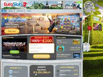 Screenshot EuroSlots Casino