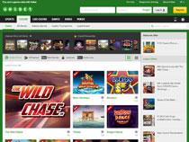 Screenshot Unibet Casino