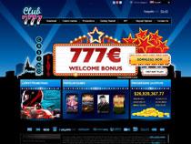 Screenshot Club777 Casino