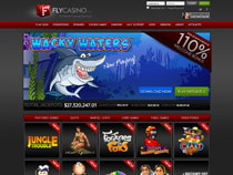 Screenshot Fly Casino