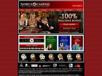 Screenshot Noble Casino