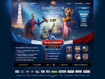 Screenshot EuroFortune Casino