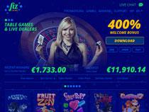 Screenshot Casino Fiz