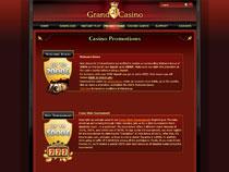 Screenshot Grand 21 Casino