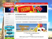 Screenshot Malibu Club Casino