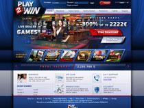 Screenshot Play2Win Casino