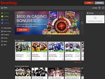 Screenshot Bodog Canada Casino