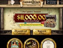 Screenshot Captain Jack Casino