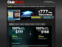 Screenshot Club World Casino