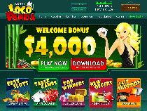 Screenshot Loco Panda Casino