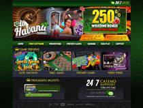 Screenshot Old Havana Casino