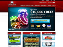 Screenshot Silver Oak Casino