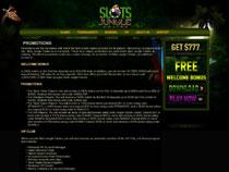 Screenshot Slots Jungle Casino