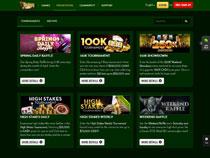 Screenshot 7Spins Casino