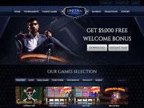 Screenshot Lincoln Casino