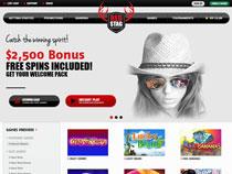 Screenshot Red Stag Casino