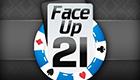 Face UP 21 blackjack RTG