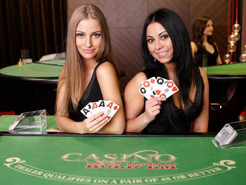 Slot Live Casino Hold'em