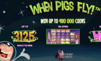 Slot Machine When Pigs Fly Is Available for Playing in Betsafe Casino