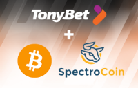 Bookmaker TonyBet Began Working with the Virtual Currency Bitcoin