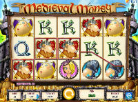 In August IGT Will Release Gaming Machine Medieval Money