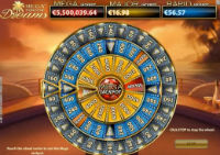 A player won jackpot in the amount of €2.7 million on videoslot Mega Fortune Dreams