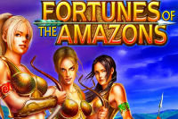 New slot machine Fortunes of the Amazons from NextGen appeared at InstaCasino