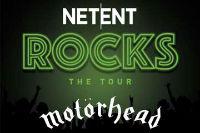 On September 22, Net Entertainment launches its slot machine Motörhead