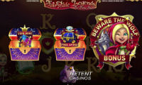 Videoslot Fairytale Legends Red Riding Hood by NetEnt will offer many bonuses