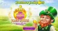 Slot machine Rainbow Jackpots is available at Betsafe casino