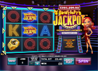 A lucky visitor of Omni Casino won big at a slot machine Everybody's Jackpot