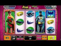 Batman & The Joker Jewels is a new slot machine powered by Playtech