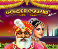 Golden Cobras Deluxe is a new gaming machine available at Casumo Casino
