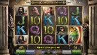 Kingdom of Legend is the newest Novomatic slot machine at Ladbrokes Casino