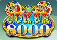 Joker8000 is an online slot that awarded a huge win at Novibet Casino