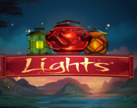 Lights is a new gaming machine powered by Net Entertainment