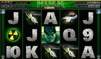 Playtech releases a new gaming machine The Incredible Hulk
