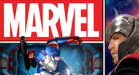 The Avengers is an upcoming Marvel online slot released by Playtech